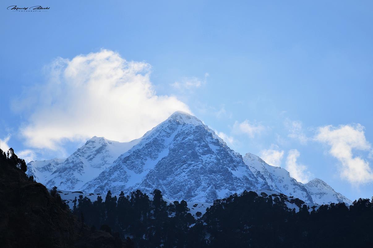 Indie Himalaje Dharmasala