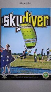 Australian SkyDiver. Zdjęcia Fot. Maciej Załuski
